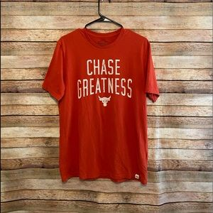 Under Armour Project Rock Chase Greatness Tee M